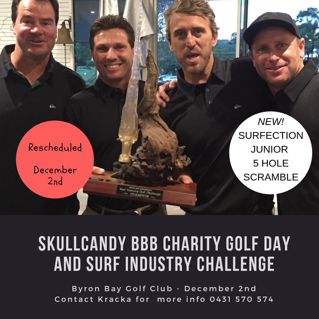 SCULLCANDY GOLF DAY & SURFECTION GROM SHOOTOUT